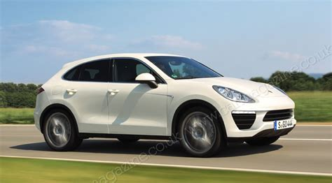 Porsche Macan 2013 by Porsche Macan 2013 It S The New Baby Cayenne By Car