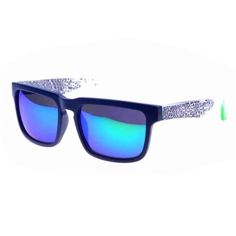 retro kacamata hitam olahraga anti reflektif dengan proteksi sinar uv lazada indonesia