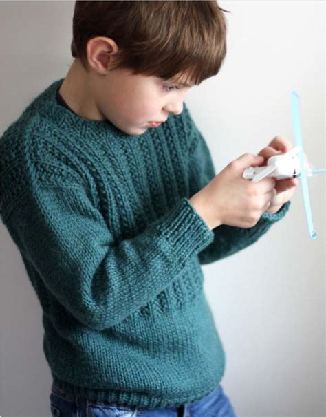 knitting pattern sweater boy youth boy sweater free pattern from berroco baby