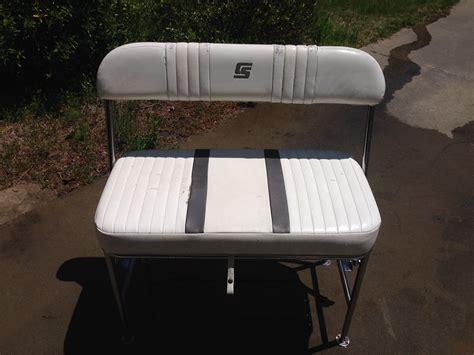 carolina skiff boat seats carolina skiff flip back seat the hull truth boating