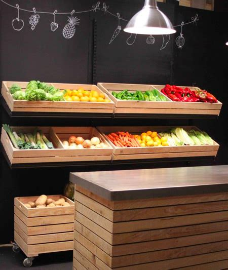 idee per arredare un negozio idee per arredare un negozio di frutta e verdura 187 cliento