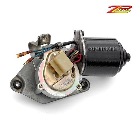 repair windshield wipe control 1995 nissan 300zx engine control 280zx wiper motor 28810 p8100