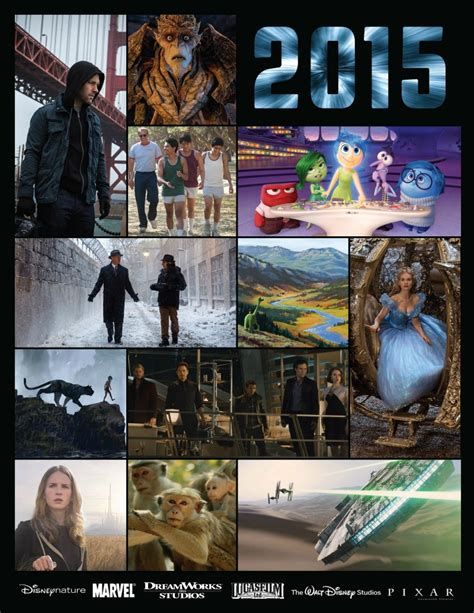 new year 2015 cinema upcoming disney for 2015 and the best of 2014