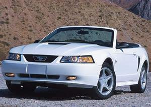 Ford Mustang Service Repair Manual 1994 1999