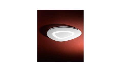 gea illuminazione gea luce plafoniera moderna a led in alluminio serie manila