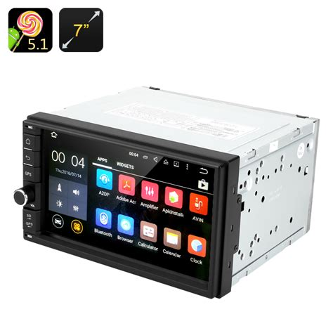 wholesale android 5 1 car stereo 2 din car stereo from china - Android Car Stereo