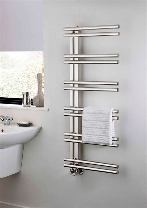 stainless steel radiators for bathrooms best 25 bathroom towel radiators ideas on pinterest