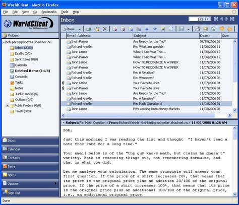 email website mdaemon messaging server worldclient free web email