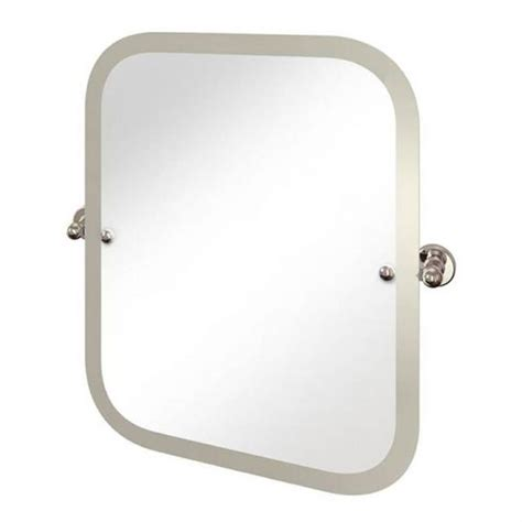 swivel bathroom mirrors arcade rectangular swivel bathroom mirror arca40nkl sanctuary bathrooms