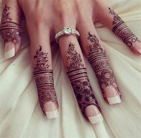 henna tattoo fingers bridal mehndi designs best simple henna designs for