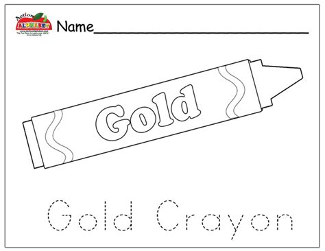 Gold Worksheets by Letter G Activities Preschool Lesson Plans