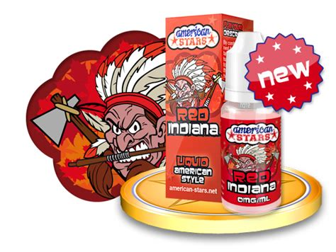 american indiana e liquid american