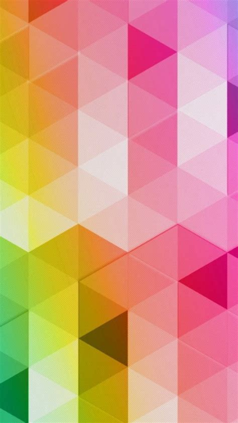 Wallpaper Patterns colorful diamond pattern iphone wallpaper