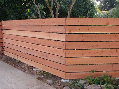 horizontal wooden fences fence factory wood fence