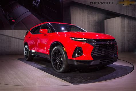 2019 Chevy Blazer by 2019 Chevrolet Blazer Prices To Top Out At Nearly 50k