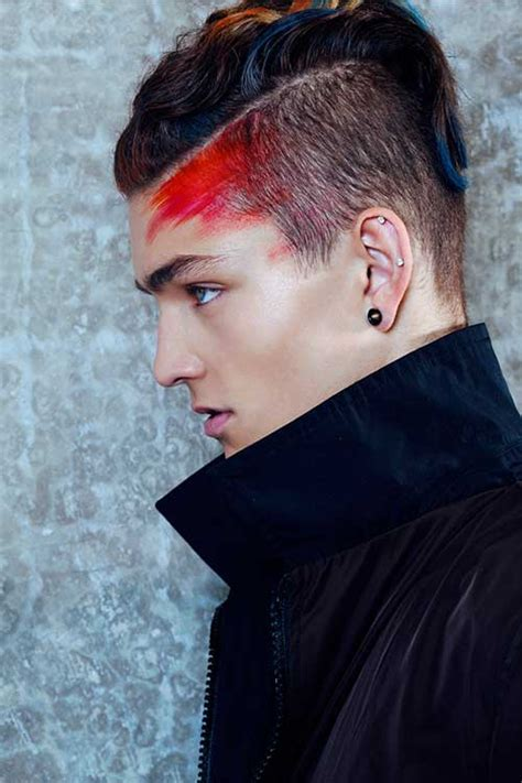 how to get model hair for guys 15 mens hair color ideas mens hairstyles 2017