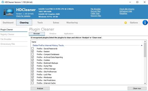 ccleaner equivalent hdcleaner free alternative to ccleaner pro wilders
