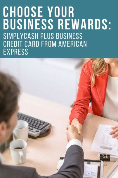 Simplycash Plus Business Credit Card From American Express