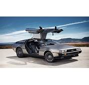 DeLorean Is Going Back Into Production For The First Time