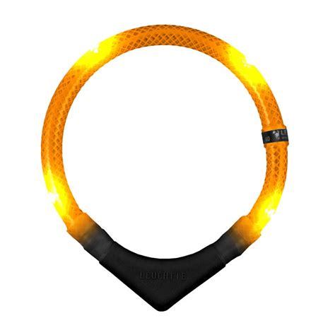 Led Collar leuchtie premium led collar care 4 dogs on the go