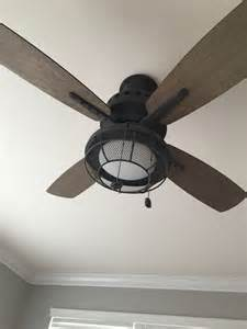 Ceiling Fan Lighting Fixtures Best 25 Industrial Ceiling Fan Ideas On