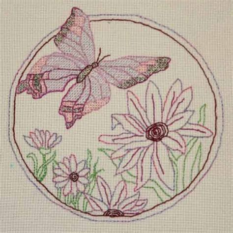 free butterfly hand embroidery 17 best images about hand embroidery designs on pinterest