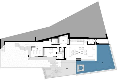 idea infinity plan modern architecture floor plans