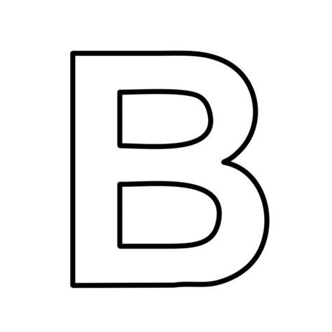 lettere grandi da stare immagini lettera b lettere e numeri lettera b statello