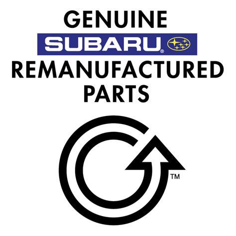 subaru genuine remanufactured parts 0 free vector 4vector