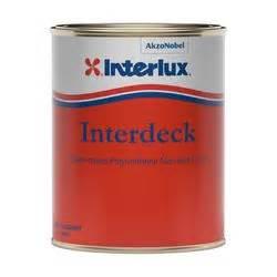 interlux interdeck  skid deck coating