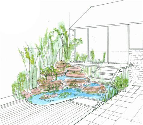 Decoration De Bassin Exterieur by Bassins Int 233 Rieurs Et Ext 233 Rieurs