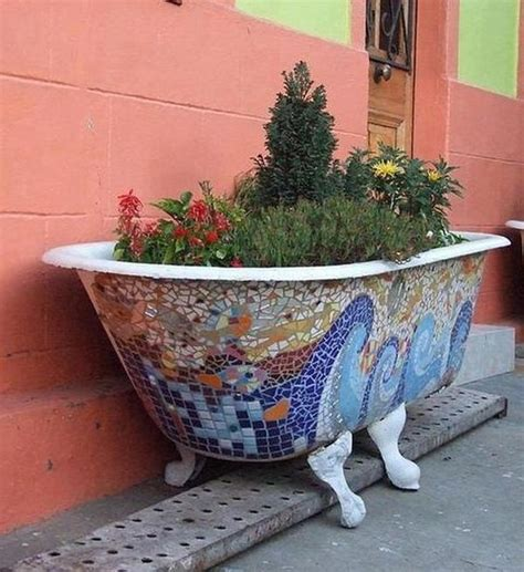 Garden Tubs And Planters by Garden Or What About In The Bathroom As A Really Pretty