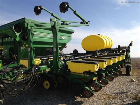 Liquid Fertilizer Systems For Planters by 2009 Deere 1770nt Planting Seeding Planters