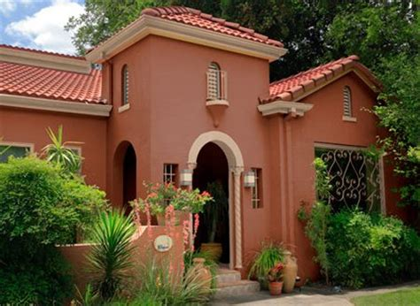 terracotta 1953 exterior colors a house and house