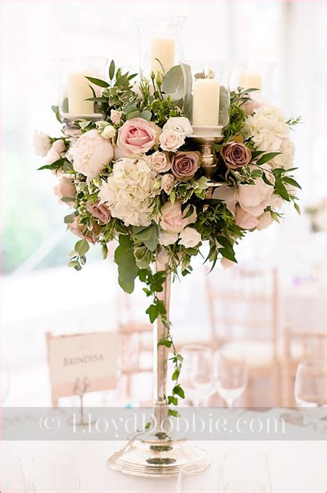 wedding table flower centerpieces uk stunning floral centerpieces with candles such a centerpiece idea wedding