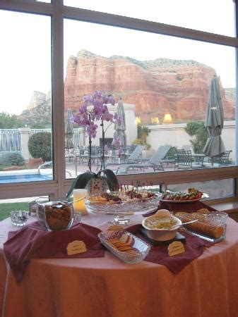 Sedona Bed And Breakfast by Lovely Afternoon Snack Presentation Picture Of