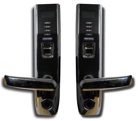Fingerprint Front Door Lock Fingerprint Door Lock 220mm China Fingerprint Door Lock Manufacturer