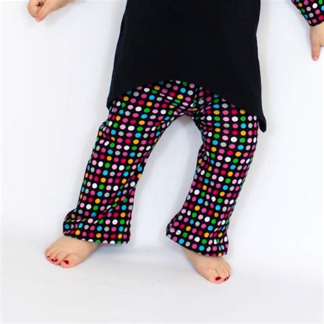 pattern bottom tights baby toddler bell bottom pants sewing pattern sew baby