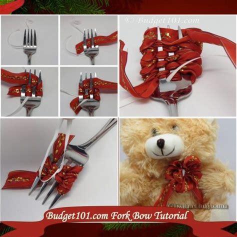 tutorial linux fork fork ribbon tutorial crafty stuff pinterest
