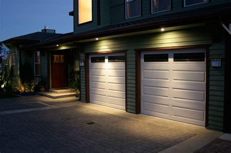 Garage Door Lighting Garage Door Lighting Lighting Distinctions