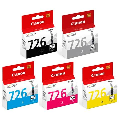 Canon 726 Magenta Ink Cartridge canon ink cartridge cli 726
