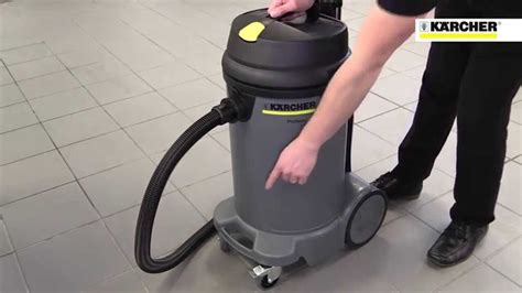 Karcher Multi Purpose Vacuum Cleaners Wetdry Nt 301 Me Classic 120 karcher nt 48 1 vacuum cleaner 240v