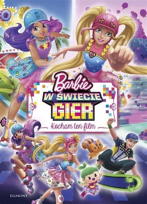 film barbie w dziadku do orzechów kocham ten film barbie w świecie gier scollon bill