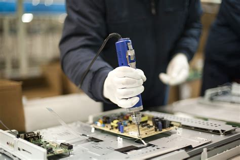 electronic assembly staffing