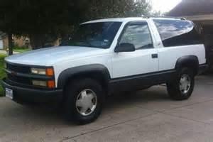 Chevrolet Tahoe 2 Door For Sale Chevy Tahoe 4x4 2 Door For Sale Autos Post