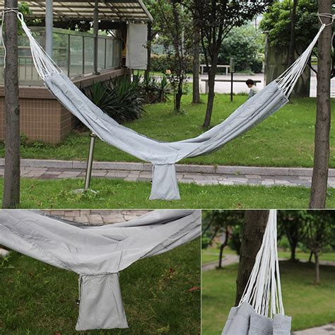 Outdoor Hammock Bed by Travel Cing Outdoor Hammock Parachute Bed Hanging