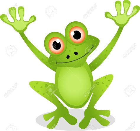 rana clipart frog clipart clipart collection merry green frog