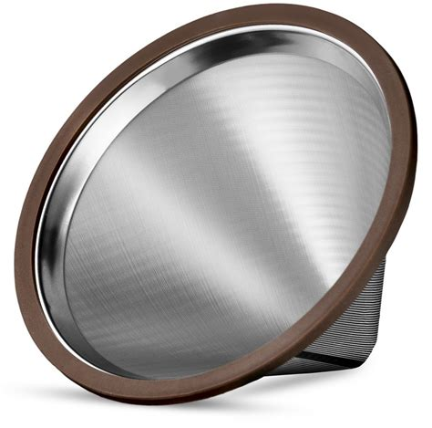 Osaka Coffee Cone Dripper   Permanent, reuseable Stainless steel coffee filter