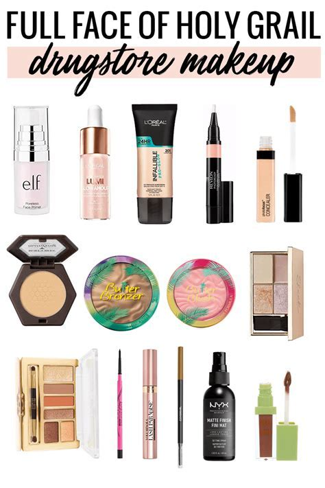 Best Drugstore Makeup   Holy Grail Favorites! Meg O. on the Go