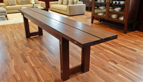 console dining table infusion furniture